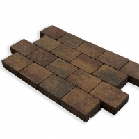 Peat Brindle Cobblestone Paving