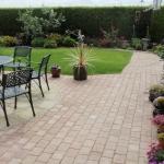 Garden Paving - Conway Concrete