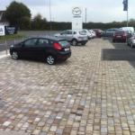 Driveway Paving Slabs - Conway Concrete